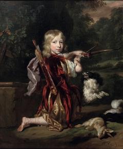 Portrait of a Boy as a Hunter