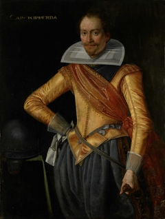 Portrait of a Captain with the Surname Ripperda