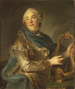 Portrait of Actor as Apollo