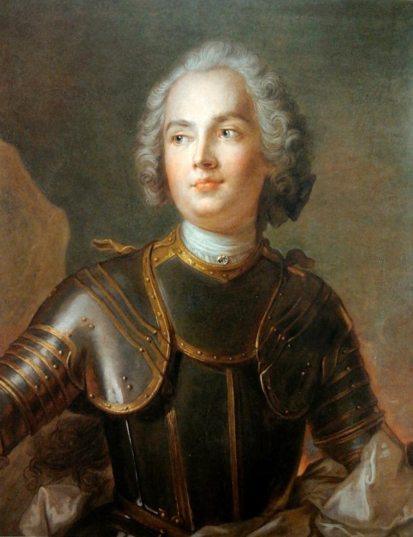 Portrait of Adam Tarło.