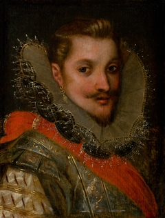 Portrait of Alexander Farnése