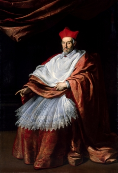 Portrait of Cardinal Luigi Capponi