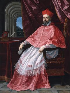 Portrait of Cardinal Roberto Ubaldino, Papal Legate to Bologna