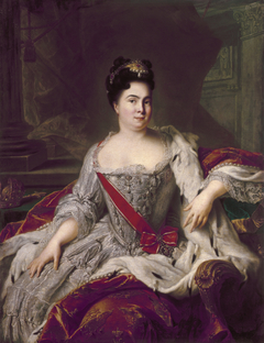 Portrait of Catherine I of Russia