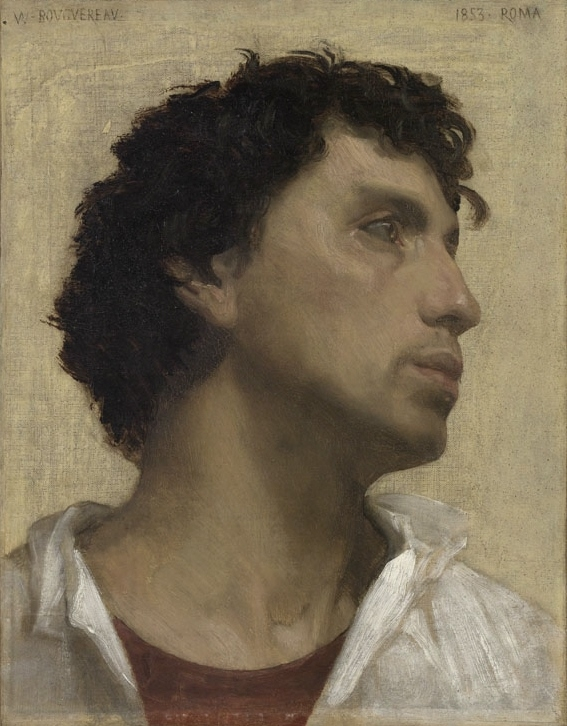 portrait of Charles Garnier