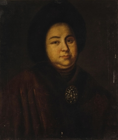 Portrait of Evdokia Lopukina