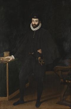 Portrait of Francesco I de Medici, Grand Duke of Tuscany (1541-1587)