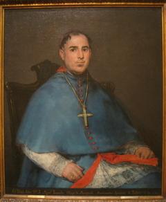 Portrait of Friar Miguel Fernández Flores