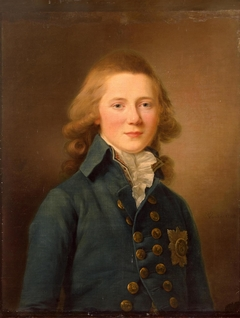 Portrait of Grand Duke Alexander Pavlovich