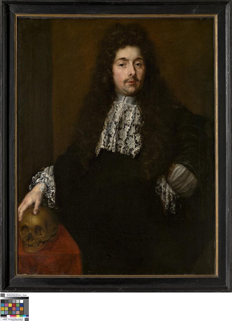 Portrait of Hendrik Franssens, Dean of the Surgeons' Guild in Bruges