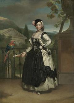 Portrait of Isabel Parreño y Arce, Marquesa de Llano