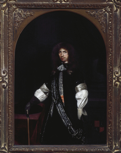 Portrait of Jacob de Graeff