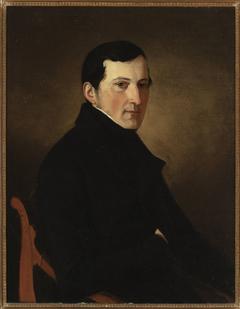 Portrait of January Januszkiewicz (1816–1894)