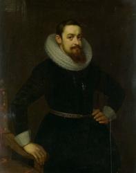 Portrait of Jeremias Boudinois