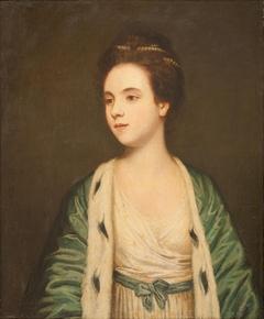Portrait of Lady Juliana Colyear Dawkins