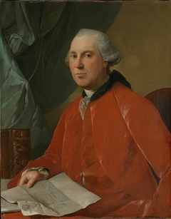 Portrait of Lauritz Christian Steen