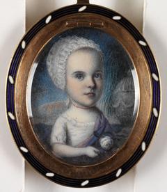 Portrait of Lydia Henchman Hancock