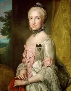 Portrait of Maria Luisa of Spain