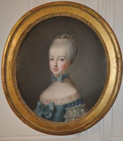 Portrait of Marie-Antoinette