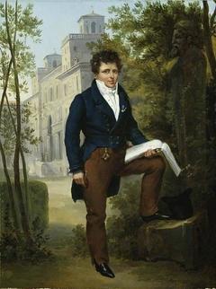 Portrait of Nicolas-Pierre Tiolier c. 1817