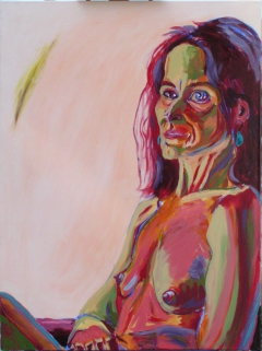 Portrait of Rebecca