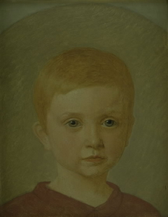 Portrait of the Artist´s Infant Son Peter