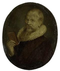 Portrait of Theodorus Schrevelius, Rector of the Latin School in Leiden