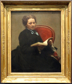 Portrait of Victoria Dubourg