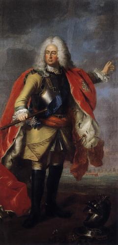 Portrait of Wilhelm VIII. Landgraf von Hessen-Kassel