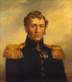 Portrait of Yakov Ye. Guine (1769-1813)