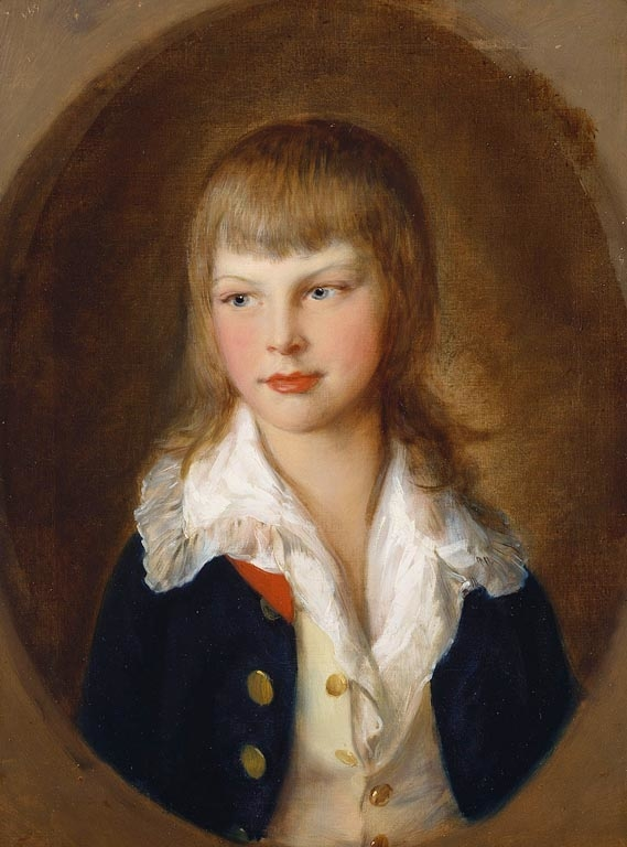 Prince Augustus, later Duke of Sussex (1773-1843)
