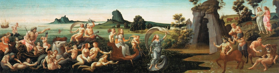 Procession of Thetis