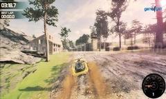 Racing Game Design Animation