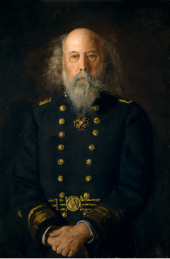 Rear Admiral George W. Melville