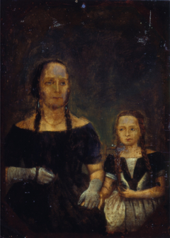 Retrato da Baronesa de Sabará