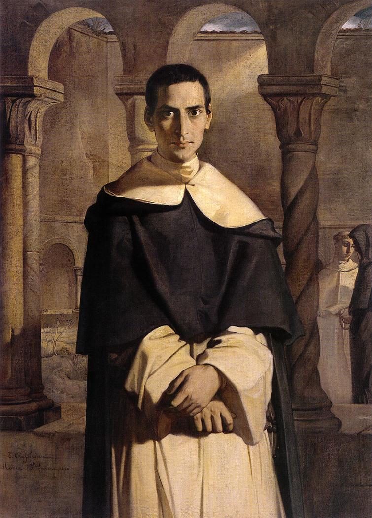 Reverend Father Dominique Lacordaire