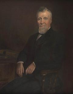 Reverend J. G. Morris of Newport, Pembrokeshire (1833–1919)