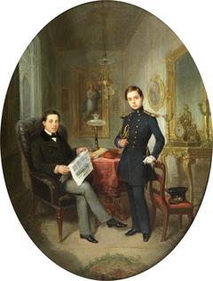 Ricardo y Federico Santaló