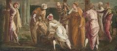 Saint Helen Testing the True Cross