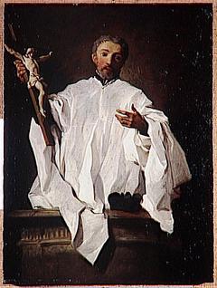 Saint John of Avila's portrait