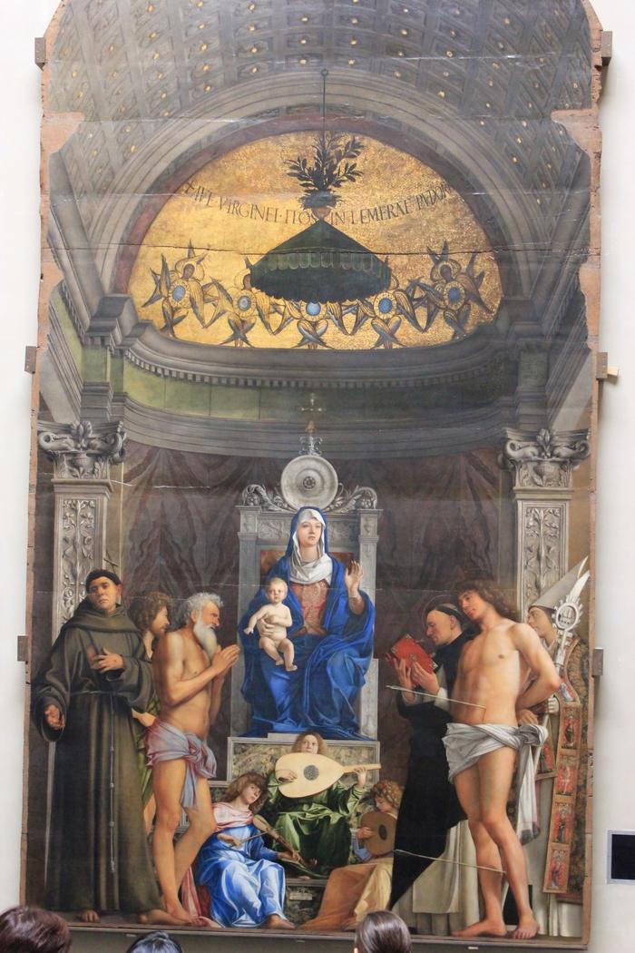 San Giobbe Altarpiece
