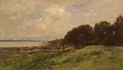 Seashore at Villerville
