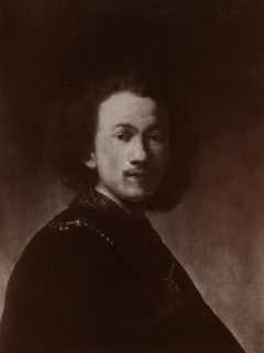 Self-portrait with Gold Chain