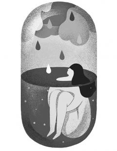Should emotionality be medicated ?