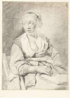 Sitting Woman with a Book