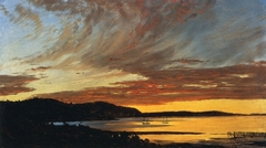 Sunset, Bar Harbor