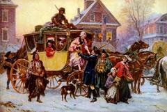 The Christmas Coach 1795