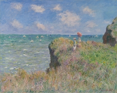 The Cliff Walk at Pourville