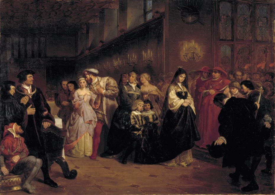The Courtship of Anne Boleyn