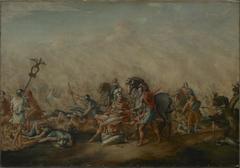 The Death of Paulus Aemilius at the Battle ofCannae